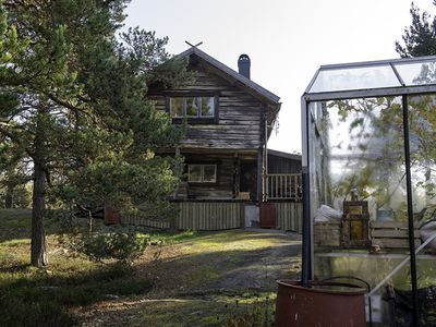 Photo for CHARMING TIMBER HOUSE IN THE STOCKHOLM ARCHIPELAGO.