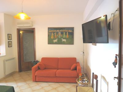 Photo for A central Palermo large apartment, bright, quiet, wi-fi