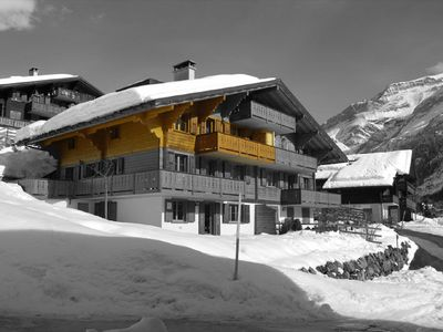 Photo for Comfortable and friendly apartment with beautiful mountain views