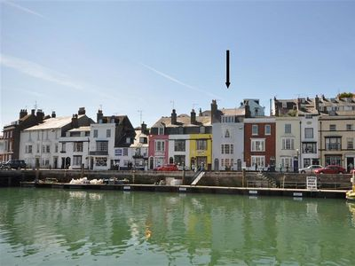 Photo for Harbourside House, BREWERS QUAY HARBOUR