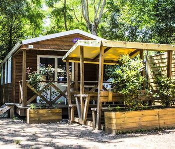Photo for Camping Les Cascades **** - California Cottage 4 rooms 6 people