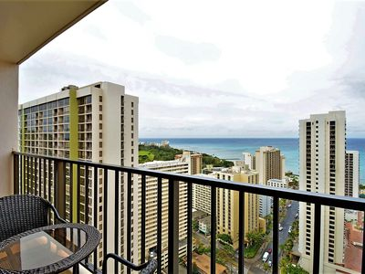 Photo for Grand Ocean View Condo with Free WiFi and Parking