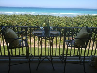 Photo for Beach Front Condo 2 Bed/2Bath/Direct Ocean Front