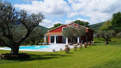 Photo for THE HOUSE OF SECRETS - VILLA WITH PRIVATE GARDEN AND POOL
