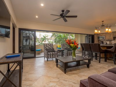 Photo for Casa El Torero Marina Sol! Gorgeous Renovated 4 Bedroom Condo in the Heart of Downtown Cabo!