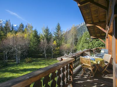 Photo for Chalet Muskoka, Chamonix, France