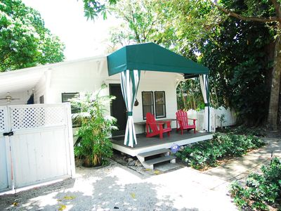 Photo for Fort Lauderdale Cottage on its own lot in Victoria Park near Las Olas and Beach