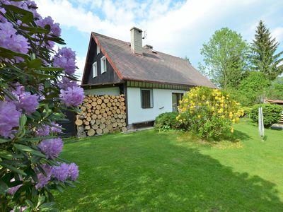 Photo for Beautiful holiday home in Bohemian Switzerland wit fenced garden and terrace