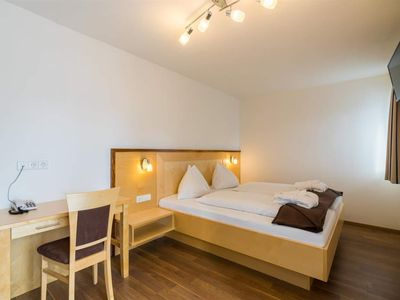 Photo for Double room with shower, WC - Hotel Gartnerkofel