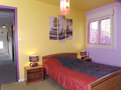 """Photo for A guest room labeled """"Clévacances 2 keys"""""""