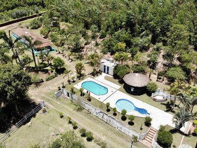 Photo for Complete Home 6 Bedrooms, 2 Pools, Sleeps 6 Families, Fun Guaranteed!