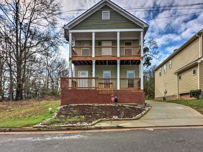 Photo for NEW! Home w/Balcony - Mins to Atlanta Attractions!