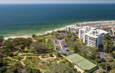 Photo for Seaside Paradise, Long Term Rental, 1 Blk to Beach, Pools, View, Newly Remodeled