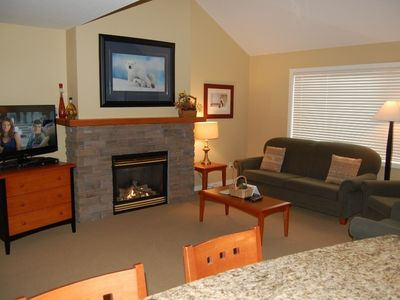 Photo for Big White Trappers Crossing #11: 3 Bedroom + Loft Premium Condo + HT