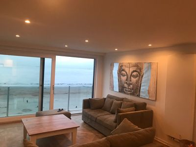 Photo for Splendid sea view apartment Duinbergen / Knokke-Heist