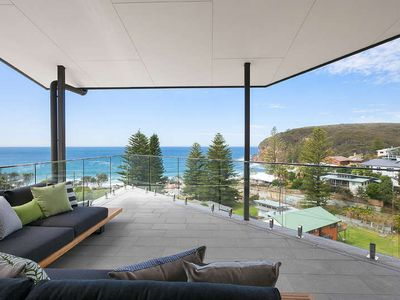 Photo for Coast is Clear - Recently completed modern beachhouse at Macmasters Beach