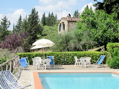 Photo for Apartment Borgo Montecastelli  in Castellina in Chianti, Siena and surroundings - 4 persons, 2 bedrooms