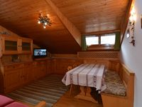 Great location for a family in Cortina