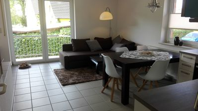 Photo for *** Apartment, Zingst, Darß, central location, family-friendly, wifi, TOP **