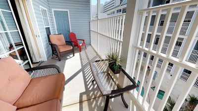 Photo for 4 bedroom Downtown Myrtle Beach - Great Views!