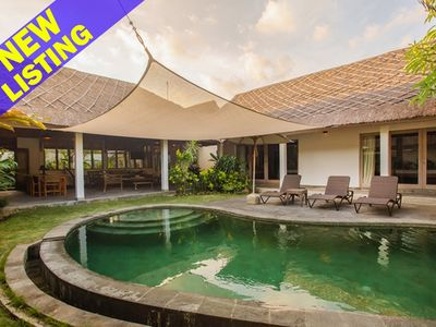 Photo for 4 Bedroom Javanesse Style Villa in Seminyak""