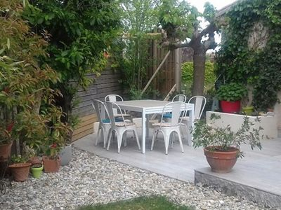 Photo for Villa with terrace, wooded garden in Carcassonne with 3 bedrooms for 6 people