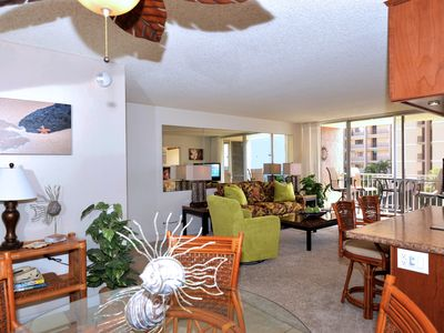 Photo for EPIC REALTY. Royal Kahana 315 - Large OCEAN VIEW 1BDR Suite!