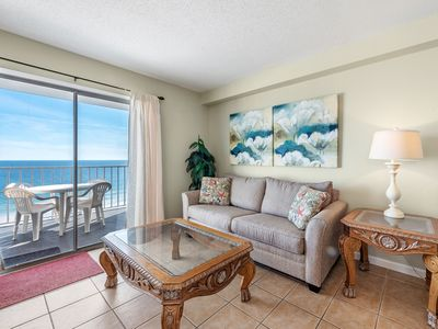 Photo for Beachfront Condo with Amazing Views ~ Bender Vacation Rentals
