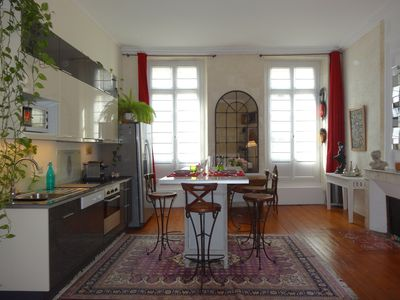 Photo for nice and welcoming flat in Bordeaux