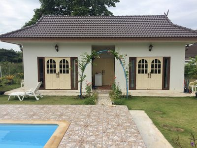 Photo for Holiday house Kram for 1 - 4 persons with 2 bedrooms - Holiday home