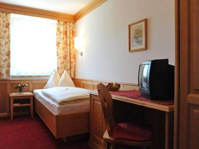Photo for Single room with shower, WC - Hotel / Gasthof Brunnwirt