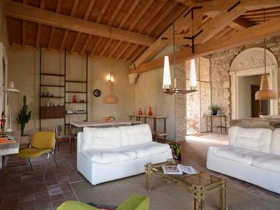 Photo for Holiday apartment Saline di Volterra for 7 - 8 persons with 4 bedrooms - Holiday house