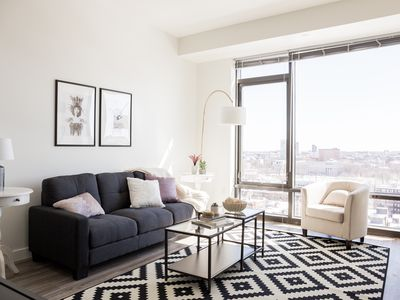 Photo for Serene 1BR in Fenway by Sonder