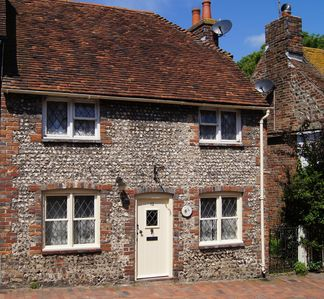 Photo for Listed Sussex Cottage In The Heart Of A Charming Village On The South Downs Way