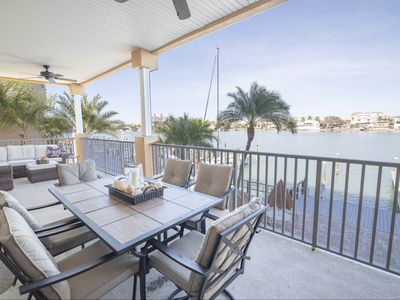 Photo for Waterfront Condo in Heart of Clearwater w. Pool and Spa