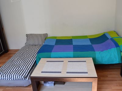 Photo for A one-bedroom apartment in Cluj-Napoca City Centre, Mihai Viteazu Square