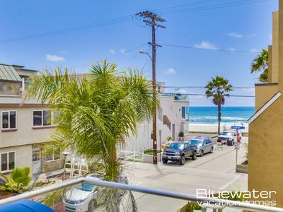 Photo for Newly Remodeled Condo! Beach side! VERY Low rates!