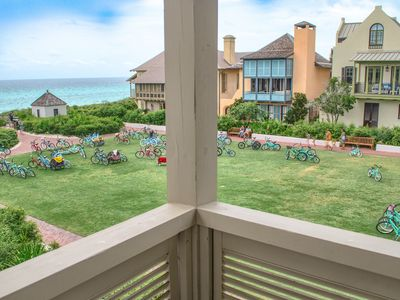 Photo for Burgins Cottage 30A Rosemary Beach Premier Vacation Destination