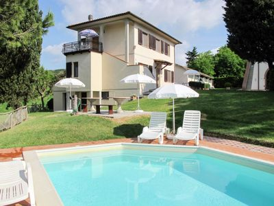 Photo for Apartment Agriturismo Acquabona (RSM102) in Rosignano Marittimo - 5 persons, 2 bedrooms