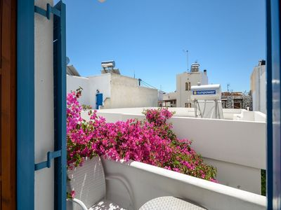 Photo for DPE Triple Room with balkony welcomes you to Naxos