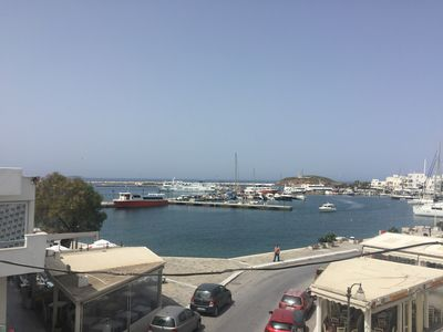 Photo for Perfectly located Apartment in Hora Naxos - A