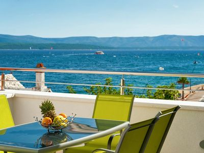 Photo for Whether you are traveling with family or friends, Villa Antea, located in the centre of the beautifu