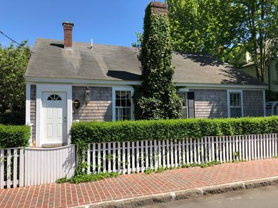 Photo for Charming in town home  - Edgartown