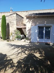 Photo for Seasonal apartment in the heart of Maussane Alpilles, ideal for a couple