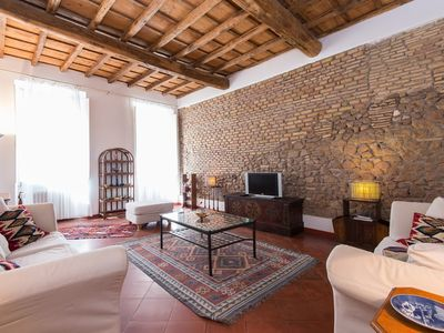 Photo for Apartment in the center of Rome with Internet, Air conditioning, Washing machine (9767)