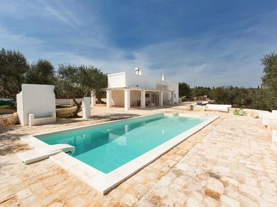 Photo for 880 Villa with Pool in Ostuni