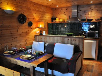 Photo for 2 room apartment 4 pers near the slopes - 2 rooms for 4 people