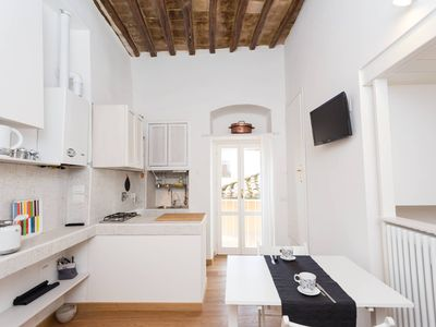 Photo for Charming Flat, Historic Centre Of Perugia, 20km From Assisi, Free-wifi