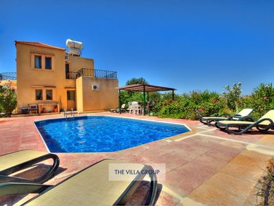 Photo for Mavroli Villa, Sleeps 6 with Pool and Air Con