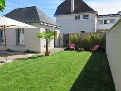 Photo for House-studio with garden near downtown Blois